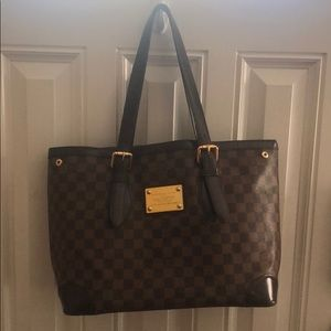 Louis Vuitton Hampstead Tote MM